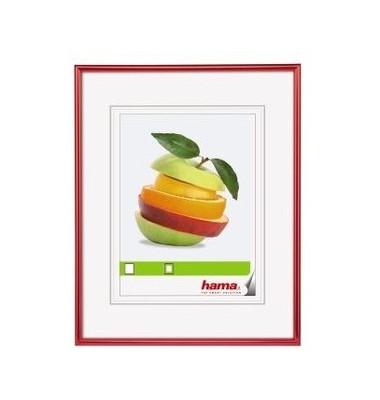 Bilderrahmen Sevilla Kunststoff rot 40x50cm