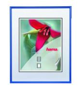 Bilderrahmen Sevilla blau 24 x 30 cm Glas