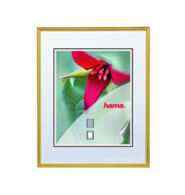Bilderrahmen Sevilla gold 21 x 29,7 cm Glas
