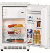 Unterbau Kühlschrank A+ weiß 82x50x57cm 85 l
