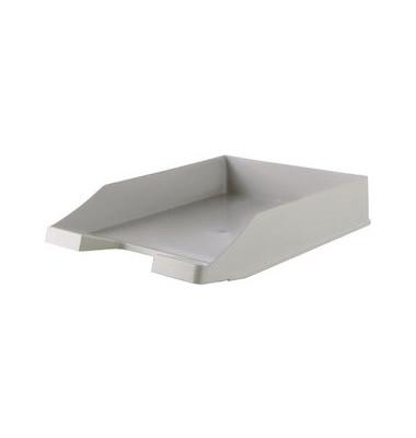 Briefablage 10278 Karma A4 / C4 öko-grau stapelbar