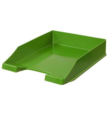Briefablage 1027 A4 / C4 grün stapelbar