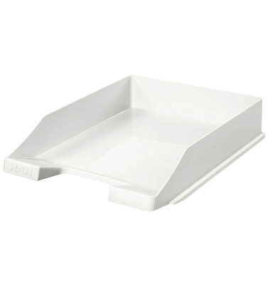 Briefablage 1027 A4 / C4 weiß stapelbar