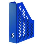 Stehsammler KLASSIK 76 x 248 x 320mm A4 Gitterform Kunststoff blau