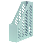 Stehsammler KLASSIK 76 x 248 x 320mm A4 Gitterform Kunststoff lichtgrau