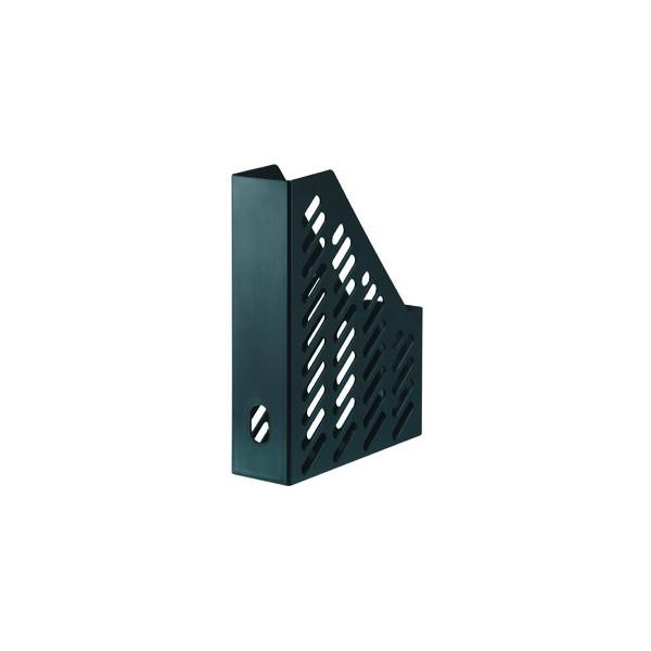 han stehsammler klassik 76 x 248 x 320mm a4 gitterform kunststoff schwarz. Black Bedroom Furniture Sets. Home Design Ideas