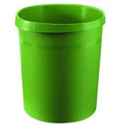 Papierkorb 18190 GRIP 18 Liter grün