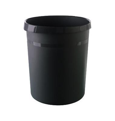 Papierkorb 18198 GRIP KARMA 18 Liter dunkelgrau