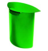 Abfalleinsatz MOON mit Deckel für 18190 grün