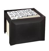 Hängemappenbox KARAT schwarz 360x320x264
