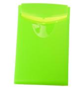 Visitenkartenbox für 20 Karten grün 90x54x4mm Cognito