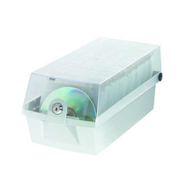 CD-Box Maex 60 grau 168x365x150 f.60 CD
