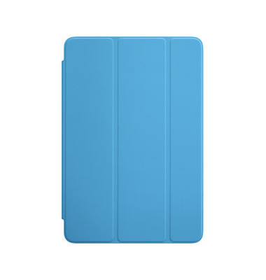 iPad mini 4 Smart Cover blau