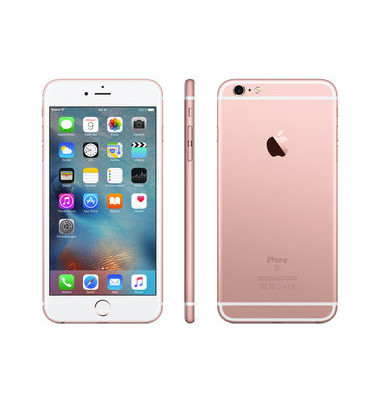 Smartphone iPhone 6s Plus rosegold 128GB