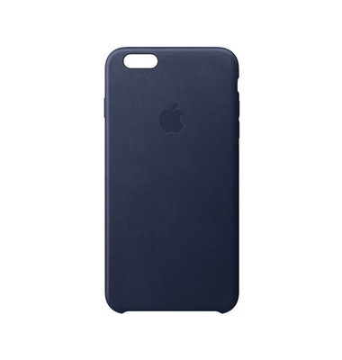 iPhone 6s Leather Case blau