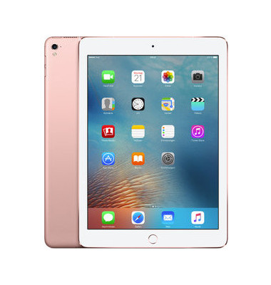 Tablet iPad Pro 9,7 Zoll Rosegold WiFi Cell 256 GB