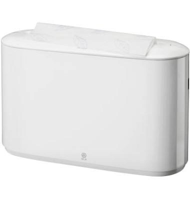 Xpress Tischspender Multifold weiß 323x218x116 H2 Syst.