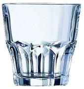 Trinkglas Granity 350ml Glas 84x122mm 6 Stück stapelbar