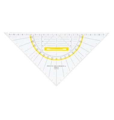 Dreieck Geo 1555-4 m.Griff 25cm