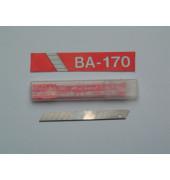 Cutter-Ersatzklingen A170 10 St
