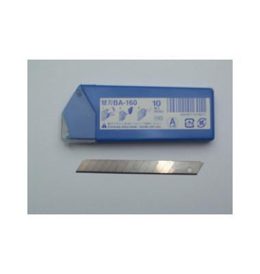 Cutter-Ersatzklingen A160 10 St