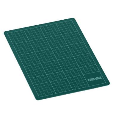 Schneidunterlage 22 x 30cm Cut-Mat grün/schwarz