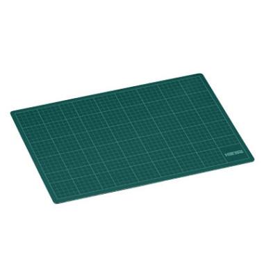 Schneidunterlage 45 x 30cm Cut-Mat grün/schwarz