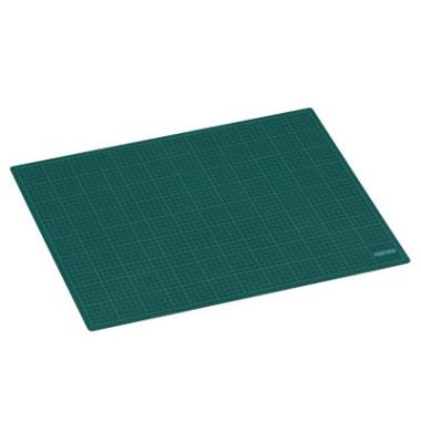 Schneidunterlage 60 x 45cm Cut-Mat grün/schwarz
