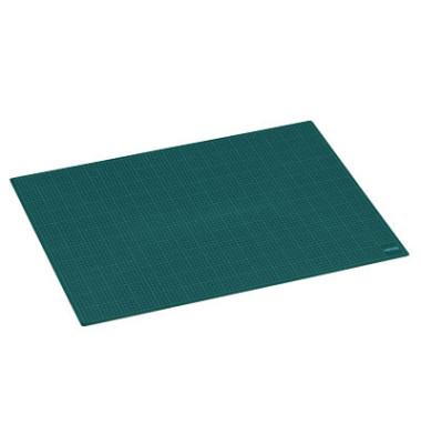 Schneidunterlage 90 x 60cm Cut-Mat grün/schwarz