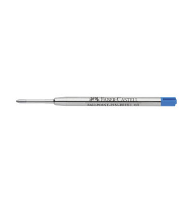 Kugelschreiber-Mine, blau XB für Poly Ball