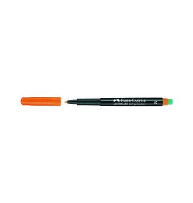 Folienstift Multimark 1525 M orange 1,0 mm permanent
