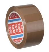 Packband tesapack 4195 50mm x 66m braun PP
