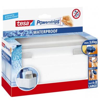 Powerstrips Waterproof Korb Metall  59711-00000-00