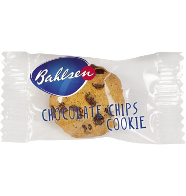 Chocolate Chips Cookies 1.180g Spender-Box ca.200St