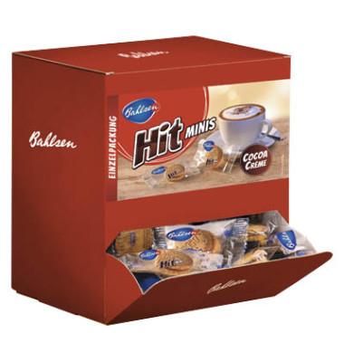Hit Minis Keks Portionsverp. Kakao Spender-Box ca.150St