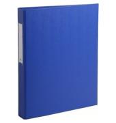 Ringbuch 2R Reißm blau A4 25mm