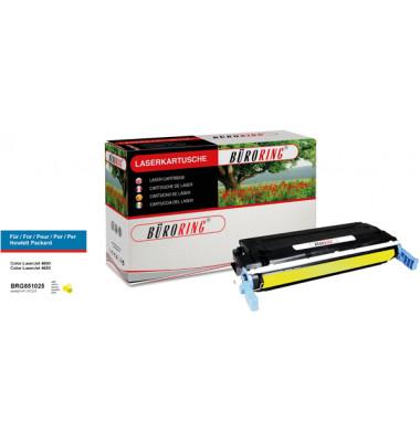 Toner yellow für HP Color LaserJet 4600,4600DN,4600DTN,