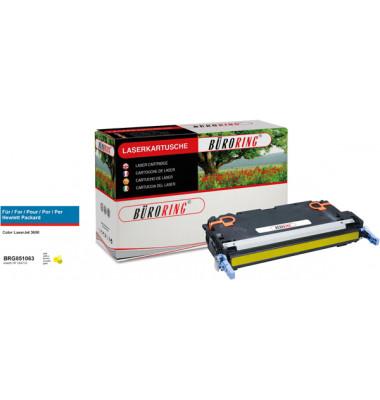 Toner Cartridge gelb für HP Color LaserJet 3600,3800