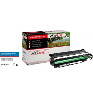 Toner Cartridge schwarz für HP Color LaserJet CP3520,CP3525DN,