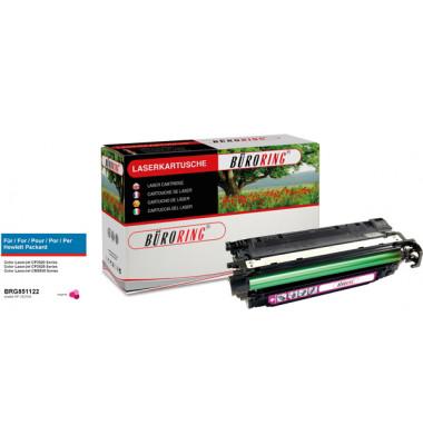 Toner Cartridge magenta für HP Color LaserJet CP3520,CP3525DN,