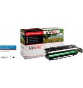 Toner Cartridge schwarz für HP Color LaserJet CP 4525A,