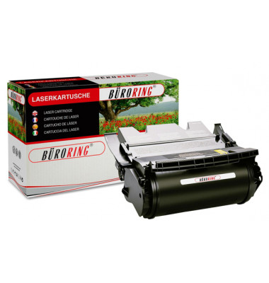 Toner Cartridge High Capacity schwarz, für Lexmark T 630