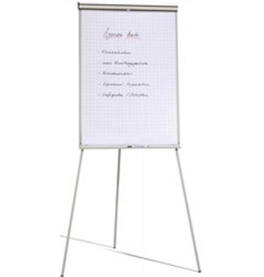 BüroLine Flipchart Standard 68 x 105cm grau