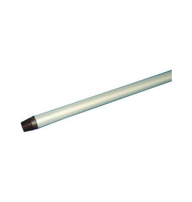 HACCP Metallgerätestiel weiß 130 cm e.stabil