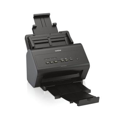 Brother Duplex-Dokumentenscanner ADS-2400N DIN A4, Netzwerk, incl. UHG