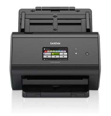 Duplex-Dokumentenscanner ADS-2800W DIN A4, inkl. UHG