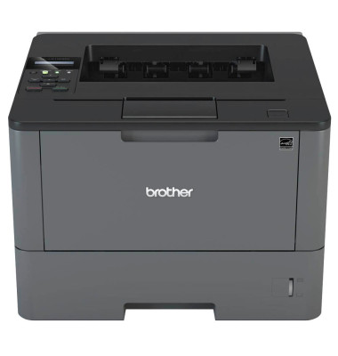 Brother Laserdrucker HL-L5100DN A4 mit Duplexdruck, incl. UHG