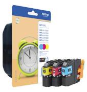 Multipack Druckerpatrone farbig LC-125XL für DCP-J4110DW, MFC-J4410DW,