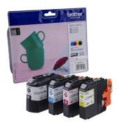 Multipack 4 Farben LC-227XL für DCP-J4120DW, MFC-J4420DW,