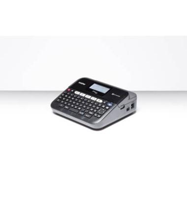 Beschriftungsg.P-touch D450VP f.TZe Bänder USB-Sch.